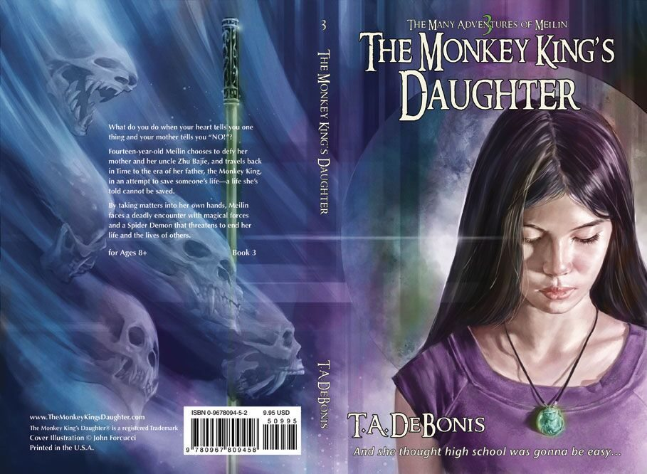 The Monkey Kings Daughter