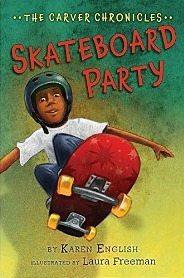 Karen English Skateboard party
