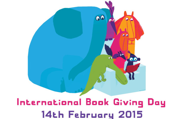 Happy International Book Giving Day