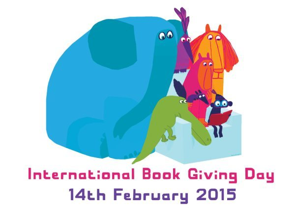 International Book Giving Day and Multicultural Children's Book Day
