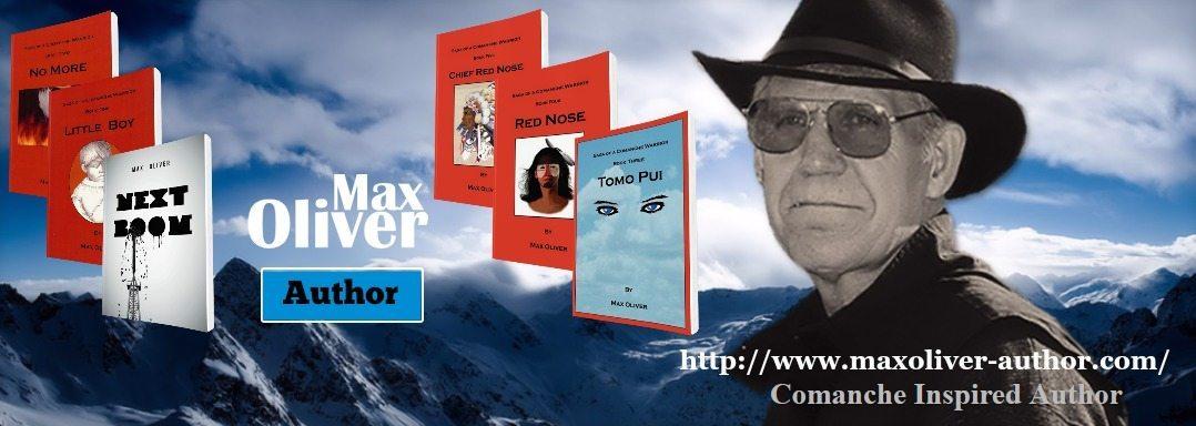 author Max Oliver