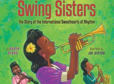 Swing Sisters by Joe Cepeda