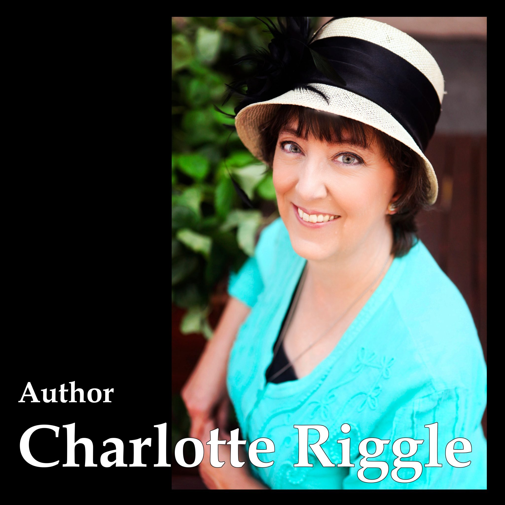 Author Charlotte Riggle