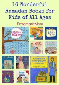 16 Ramadan Books for Kids of All Ages