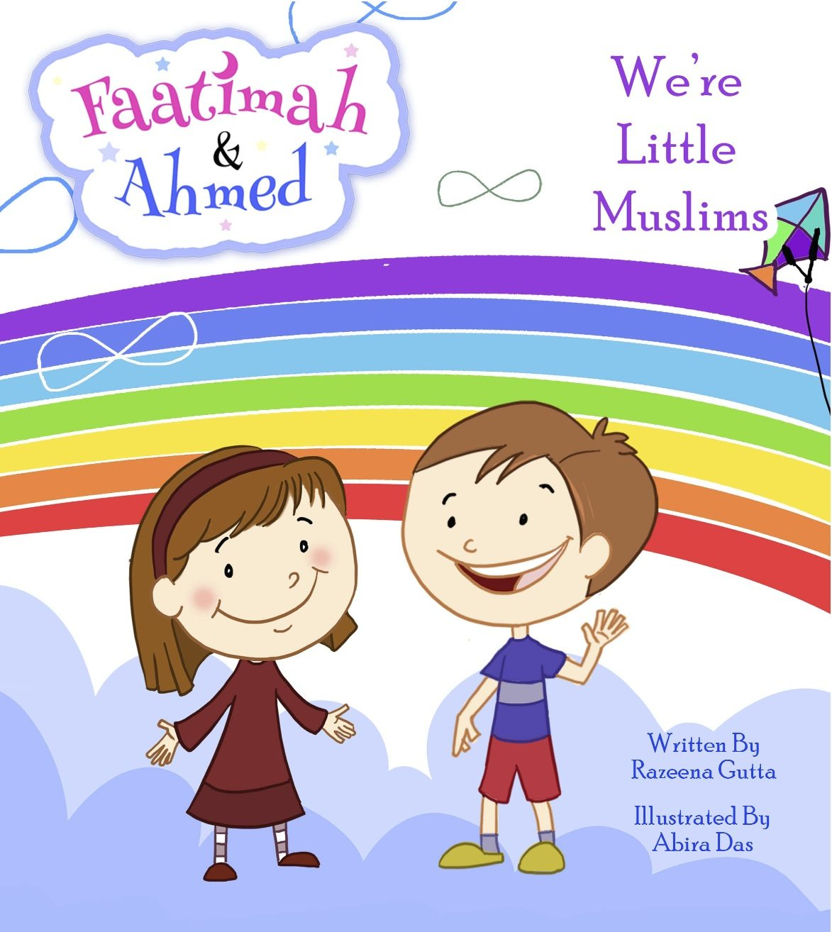 Faatimah and Ahmed – We're Little Muslims