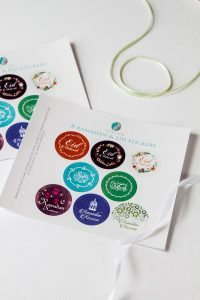 EId and Ramadan Sticker Giveaway for Kids