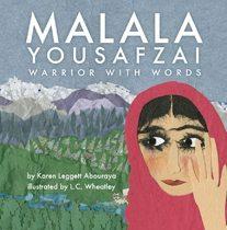 #30DaysRamadan Kidlit Book Giveaway: Malala Yousafzai: Warrior with Words (3 Chances to Win!)