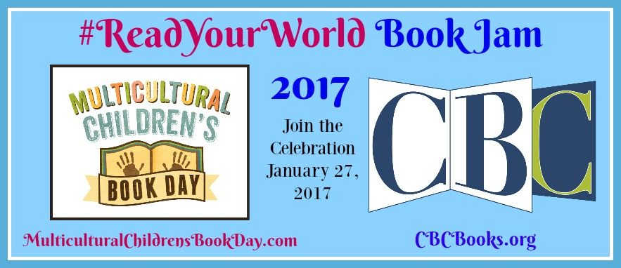 #ReadYourWorld Book Jam 2017 with Children's Book Council