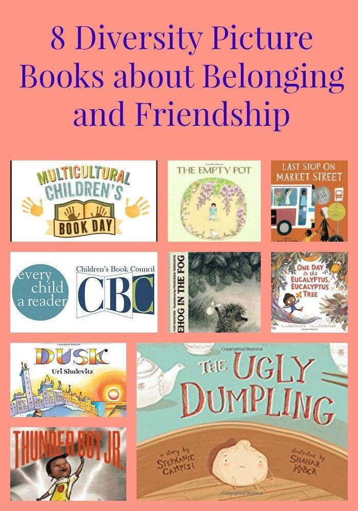 diversity friendship picture books