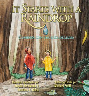 It Starts with a Raindrop by Michael Smith