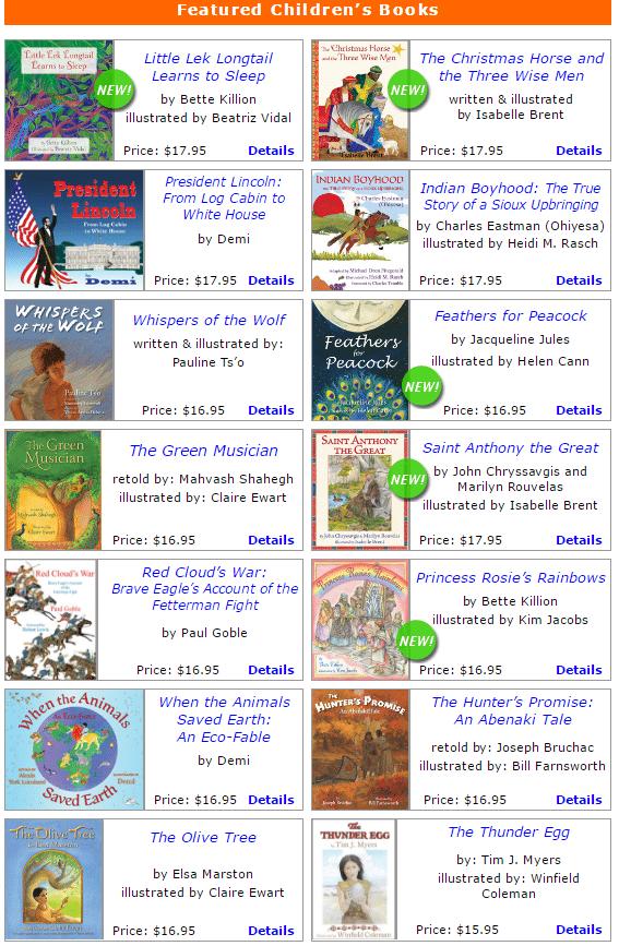 Wisdom Tales Press books