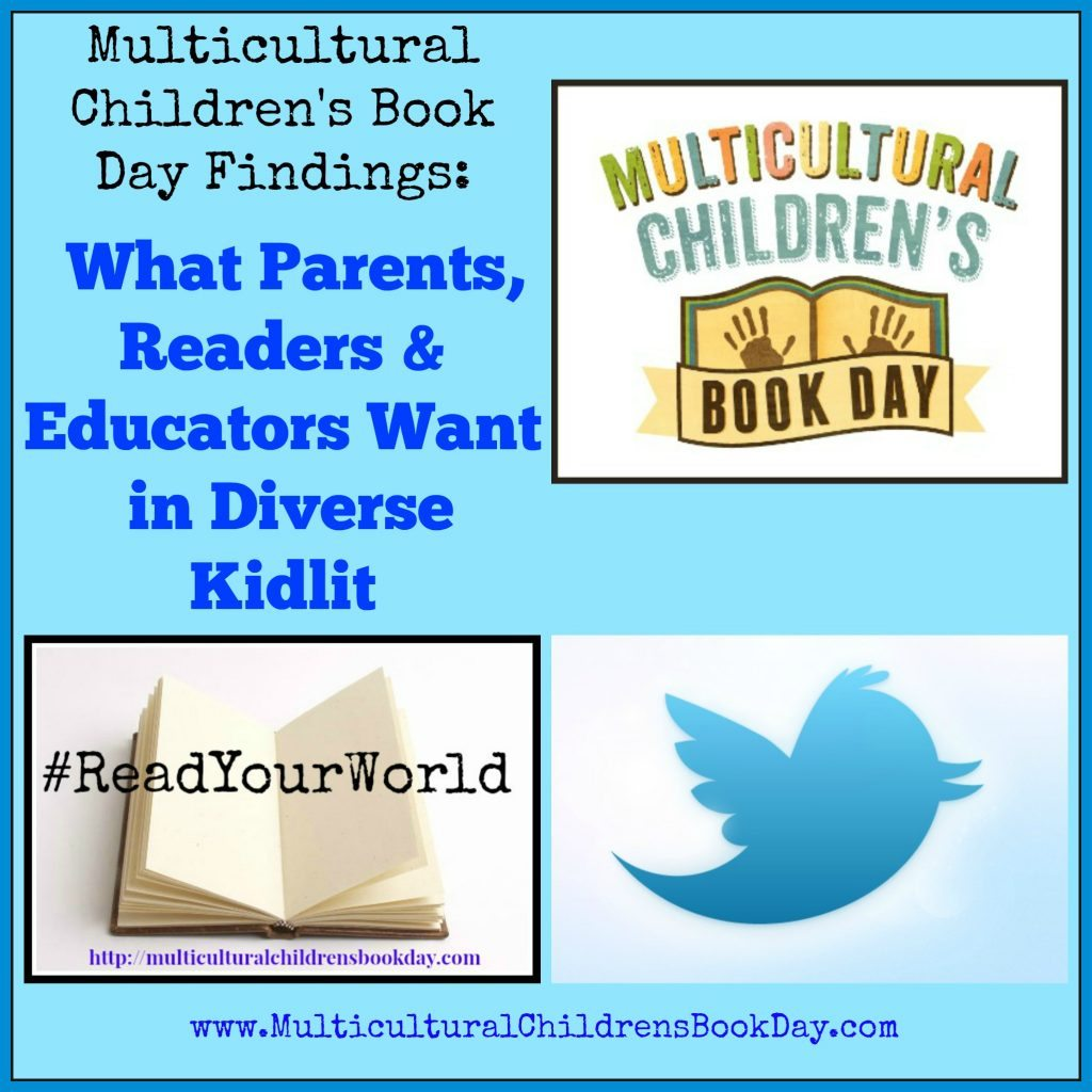 Multicultural Children's Books: What Parents, Readers and Educators Want
