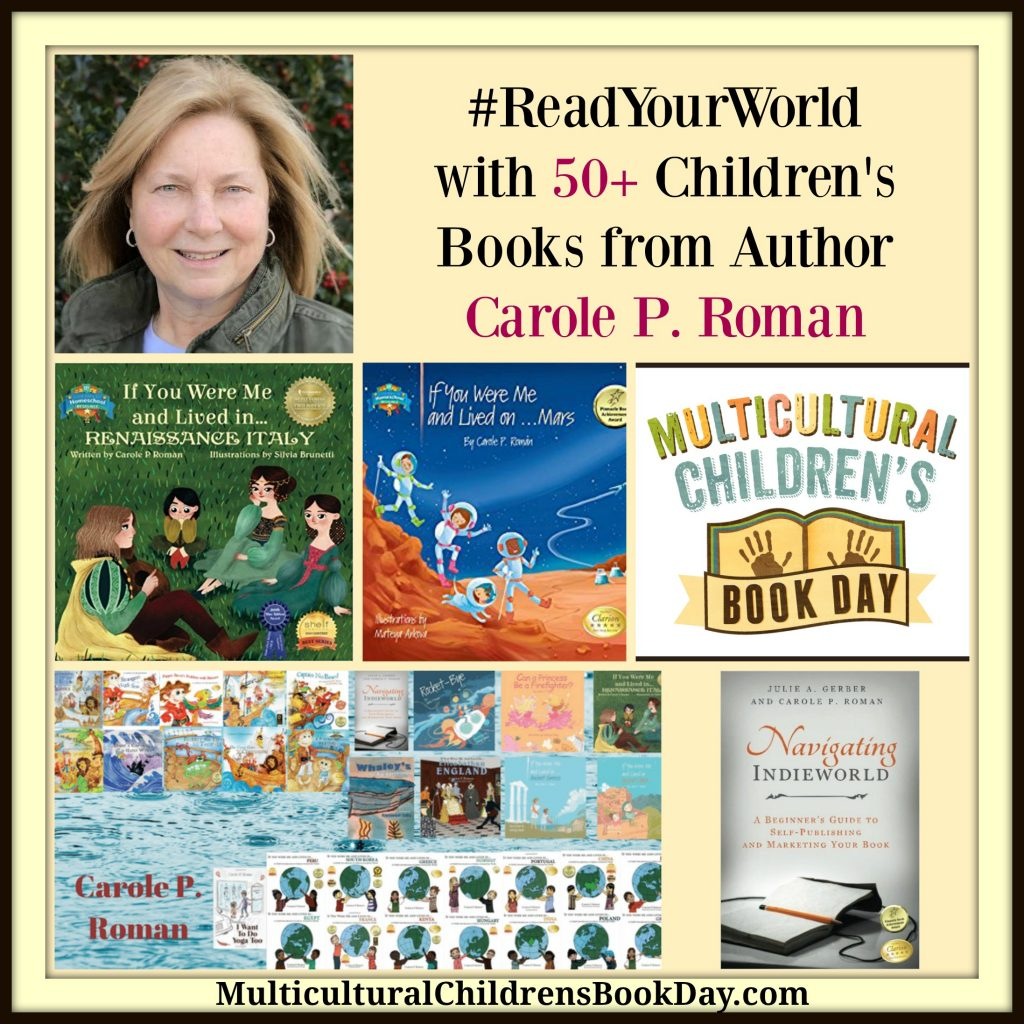 with 50+ Children's Book from Author Carole P. Roman