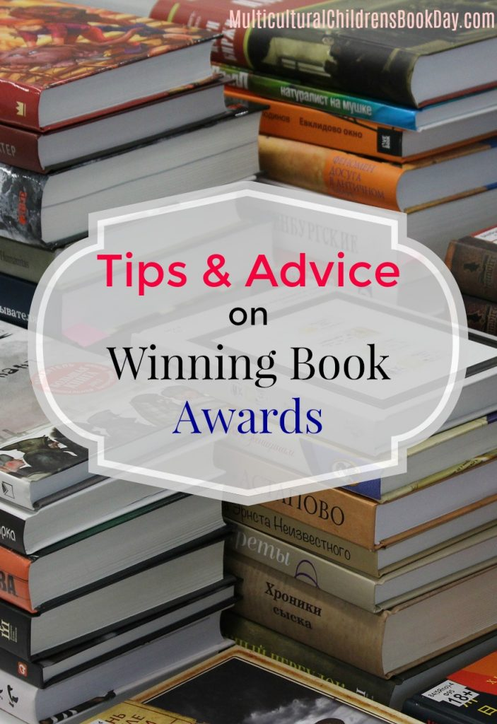 Tips and Advice for Winning Book Awards