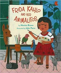 books about Frida Kahlos