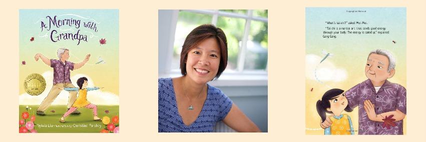 Author sylvia Liu