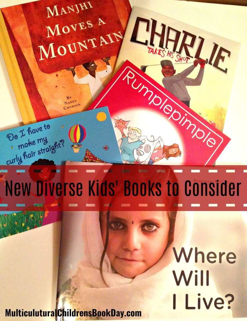 Diverse Kids' Books to Consider