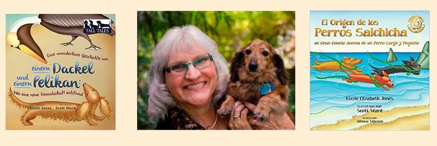 Author Kizzie Jones