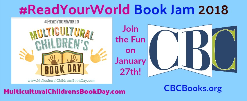 #ReadYourWorld Book Jam 2018, Eight Picture Books with Diverse Family Constellations