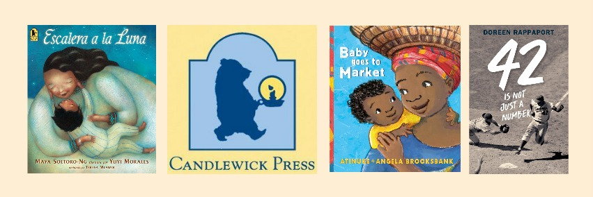 Diverse books fro Candlewick Press