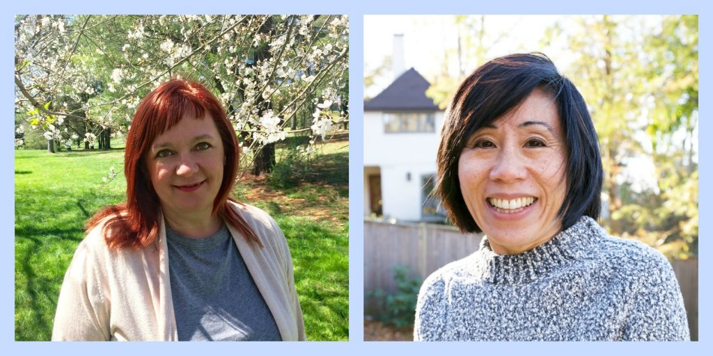 Multicultural Children's Book Day Co-founders Valarie Budayr and Mia Wenjen