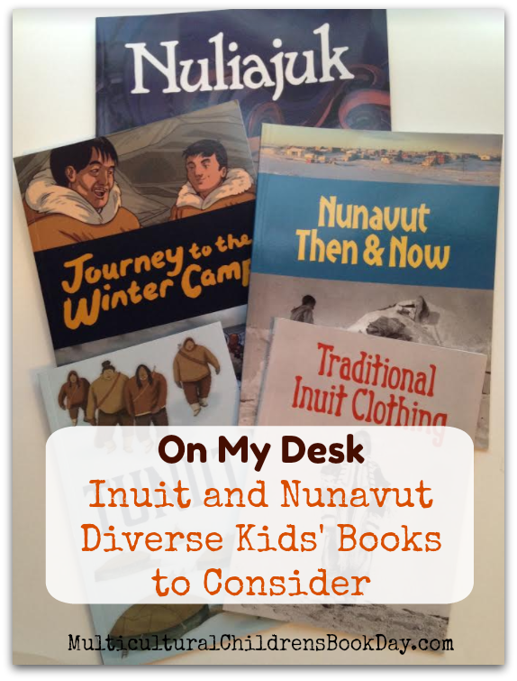 Inuit and Nunavut Diverse Kids' Books to Consider