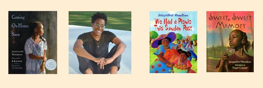 Author Jacqueline Woodson