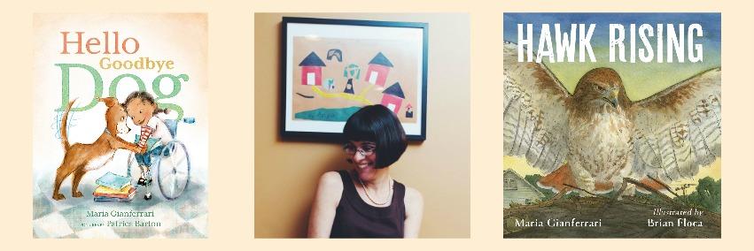 author maria gianferrari
