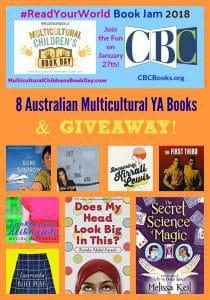 8 Australian Multicultural YA Books & Giveaway!
