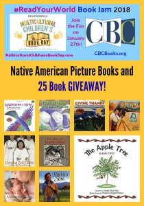 Native American Picture Books and 25 Book GIVEAWAY!