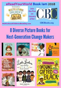 #RepresentationMatters: 8 Diverse Picture Books for Next-Generation Change Makers