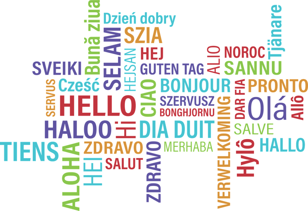 children and foreign languages