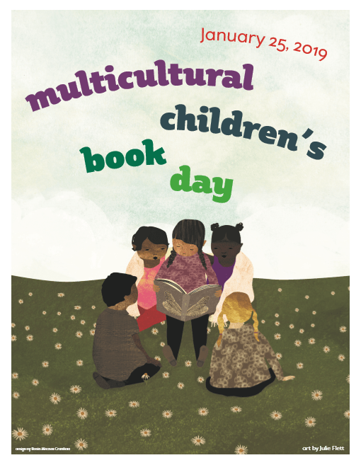 Multicultural Children's Book Day 2019 Poster