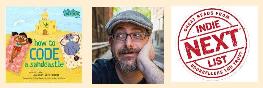 author Josh Funk