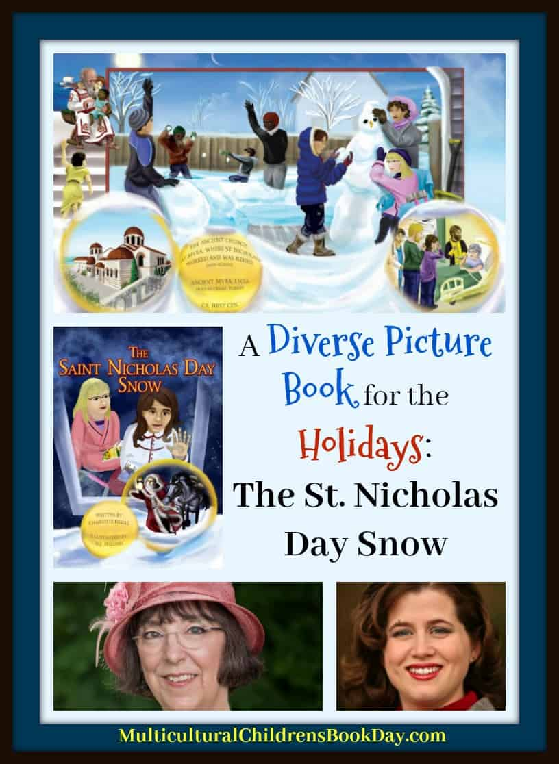 A Diverse Picture Book for the Holidays: The St. Nicholas Day Snow
