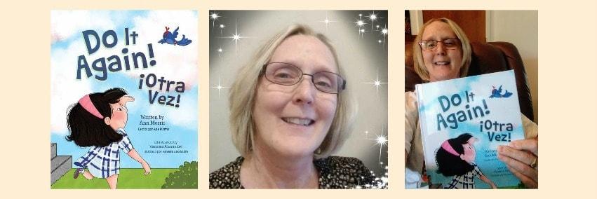 author Ann Morris