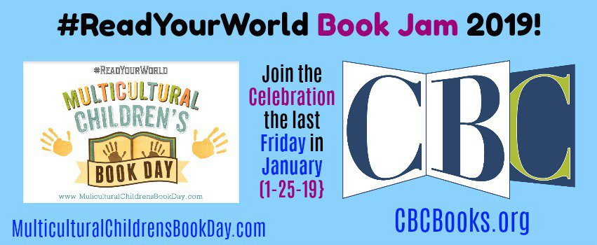 #ReadYourWorld Book Jam 2019 Cynthia Leitich Smith