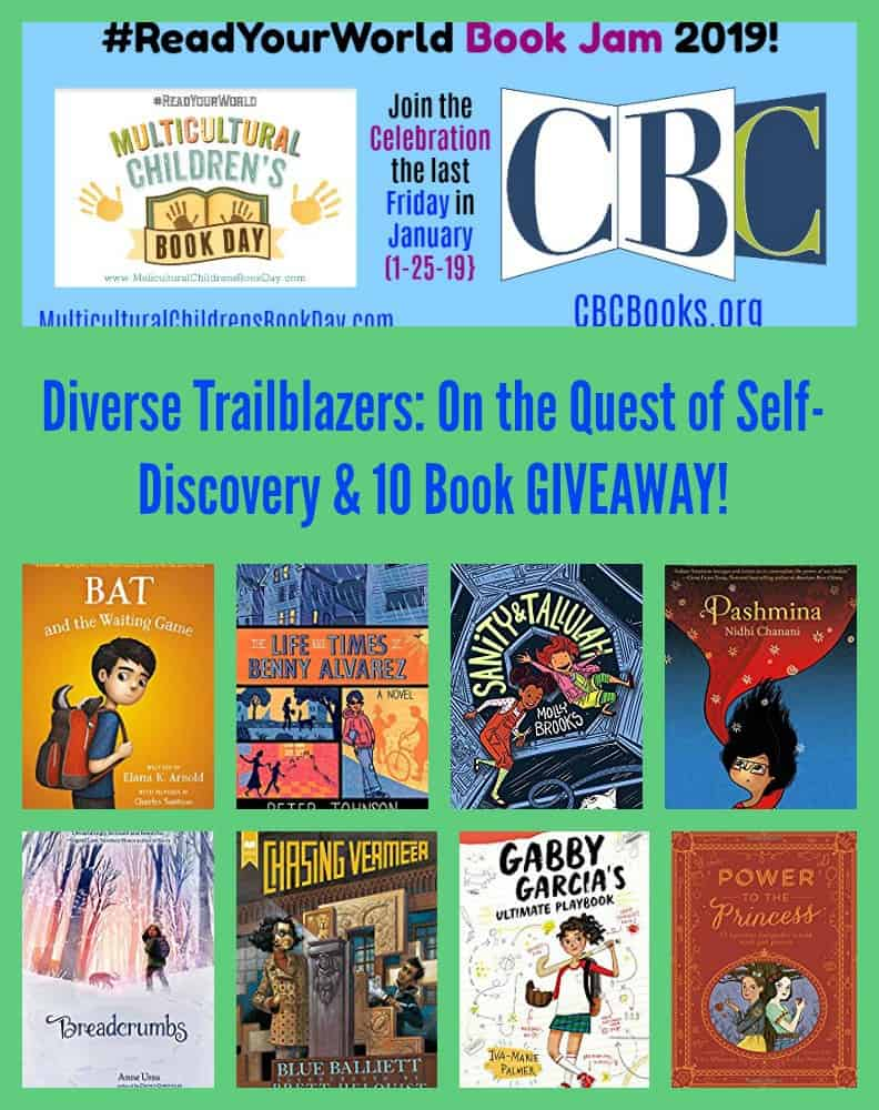Diverse Trailblazers: On the Quest of Self-Discovery & 10 Book GIVEAWAY!