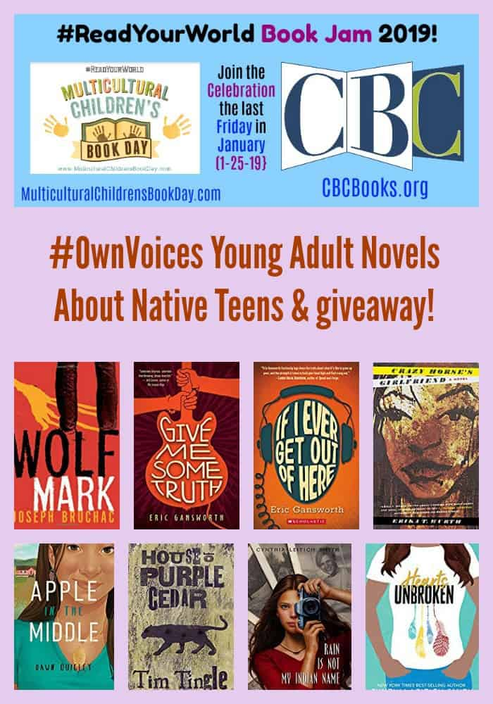 #OwnVoices Young Adult Novels About Native Teens