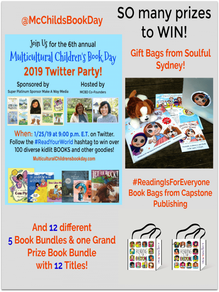 2019 MCBD Twitter Party