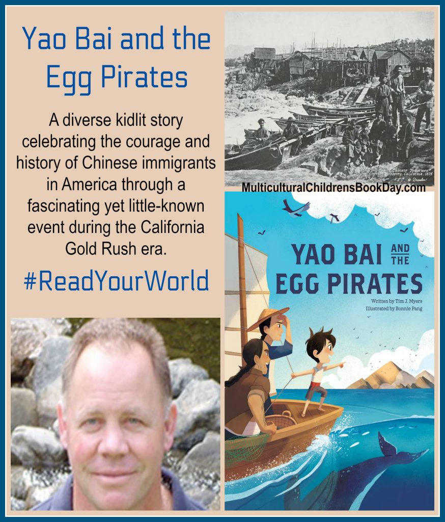 Yao Bia and the Egg Pirates