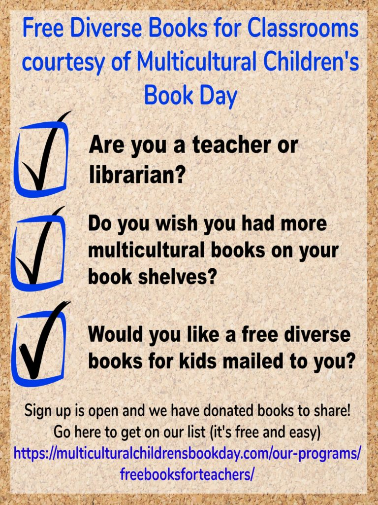 FREE Diversity Book for Classrooms Program - Multicultural