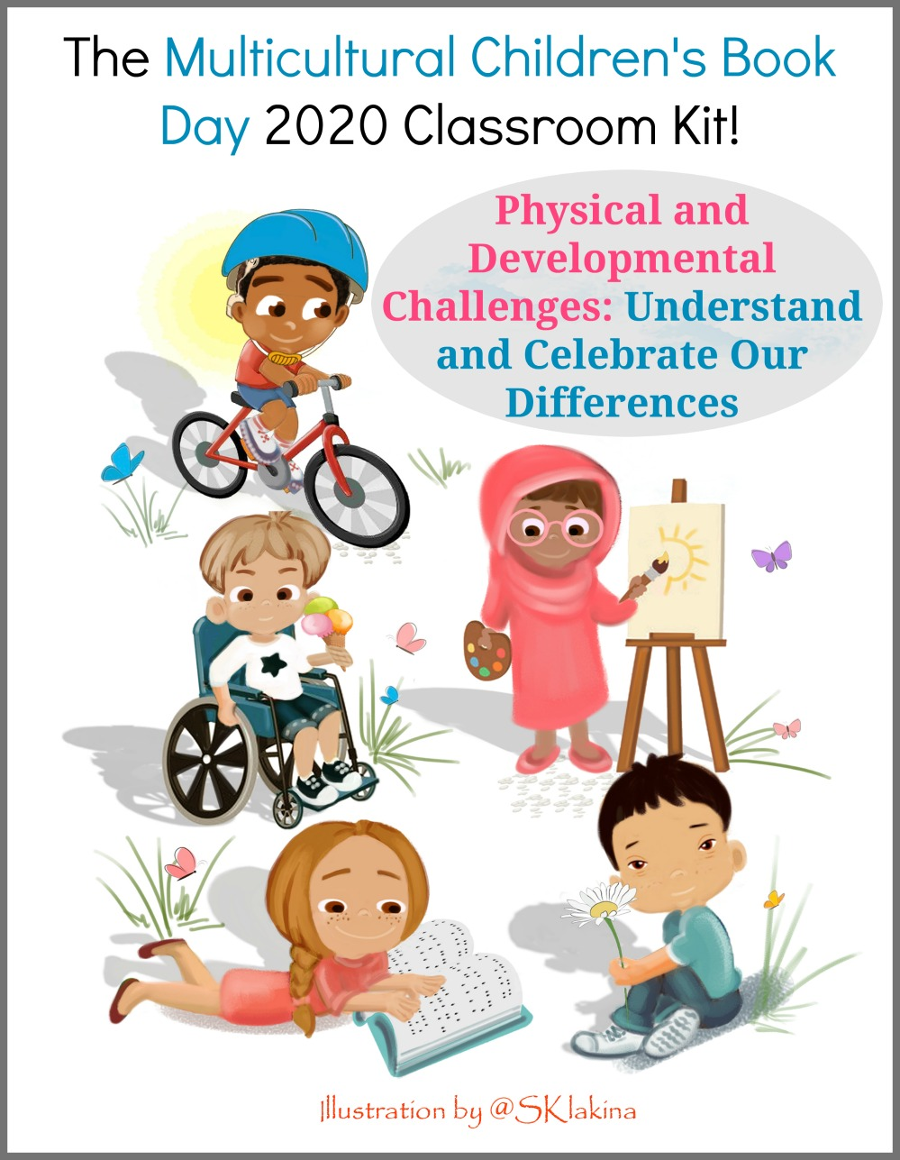 Click the on Poster to Download our FREE 2019/2020 Classroom Kit!