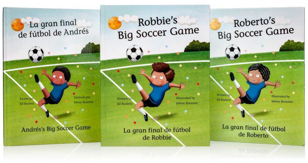 Bilingual personalized Children's books