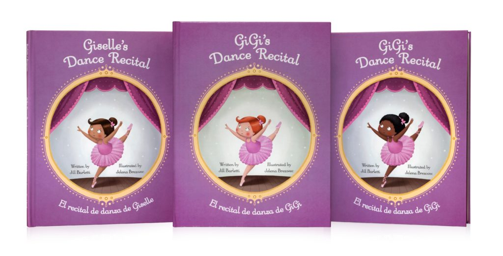 Bilingual personalized Children's books
