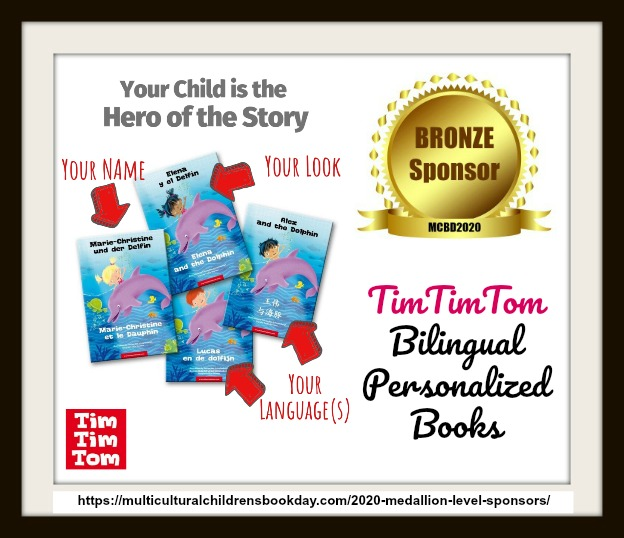 TimTimTom Bilingual Personalized Books