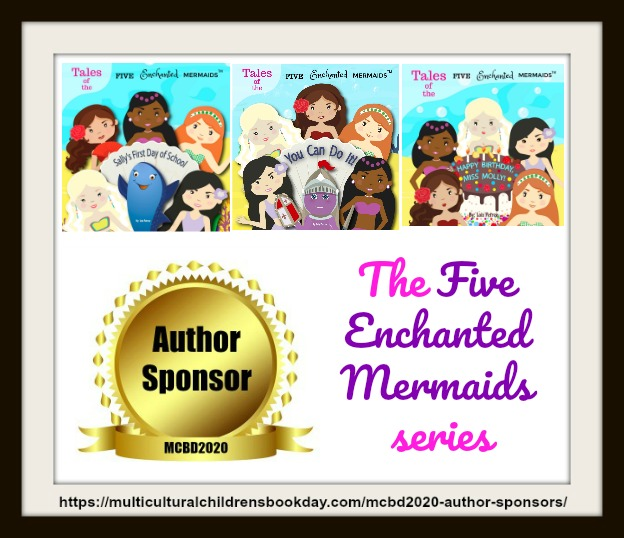 Five Enchanted Mermaids