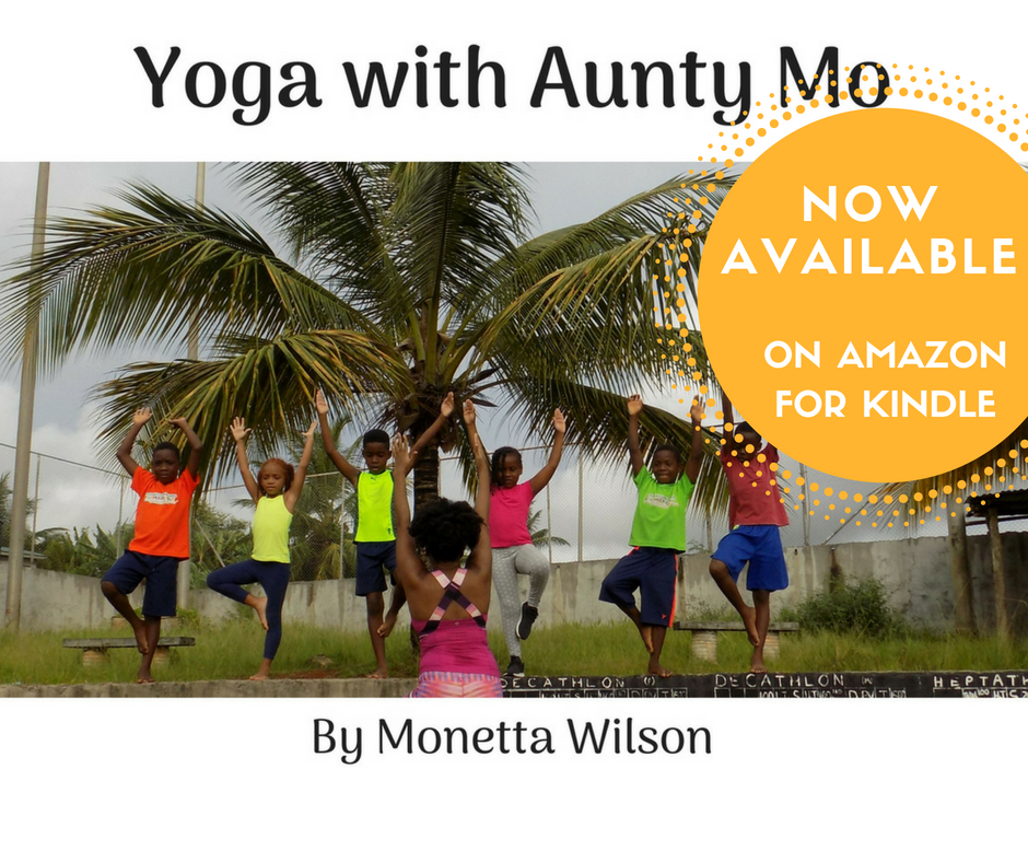 Yoga with Aunty Mo