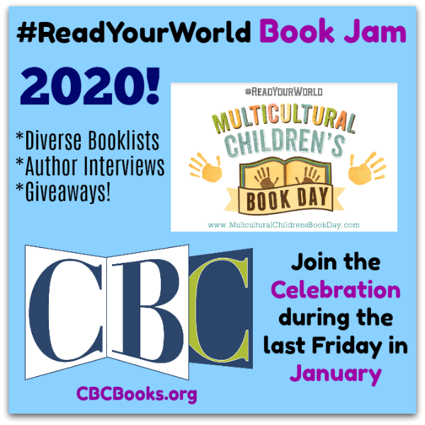 #ReadYourWorld Book Jam 2020 INSTAGRAM