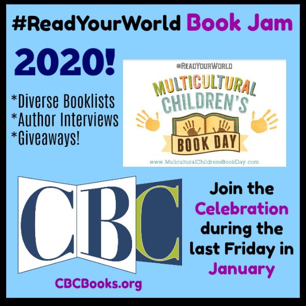 #ReadYourWorld Book Jam 2020 INSTAGRAM